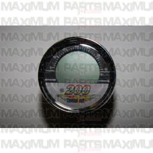 4.000.038-GT SPEEDOMETER 200 GT Front