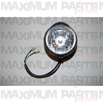 6.000.104 Headlight with Hi-Lo beam Front