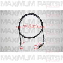 6.000.231 Parking Brake Cable