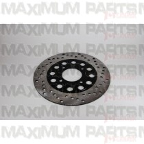 Rear Brake Disc / Rotor 8.000.053 Top