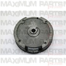 Flywheel Comp. JF168-O-01A Top