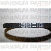Mitsuboshi belt 172MM-B-053000 868 x 24.2 x 30  Top Close Up