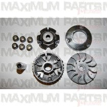 Variator full assy. CN 250 Bottom